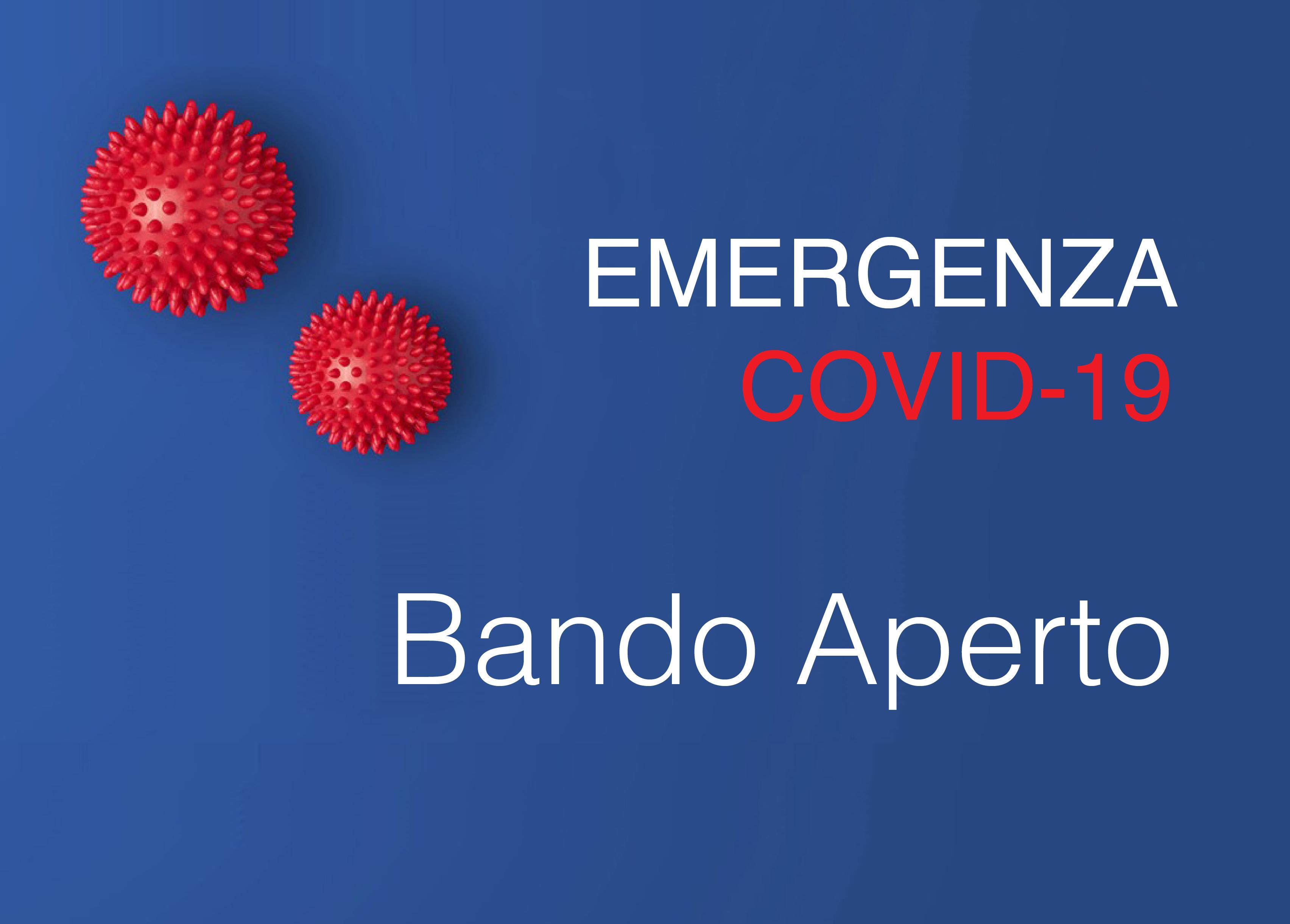 bando medici, covid-19