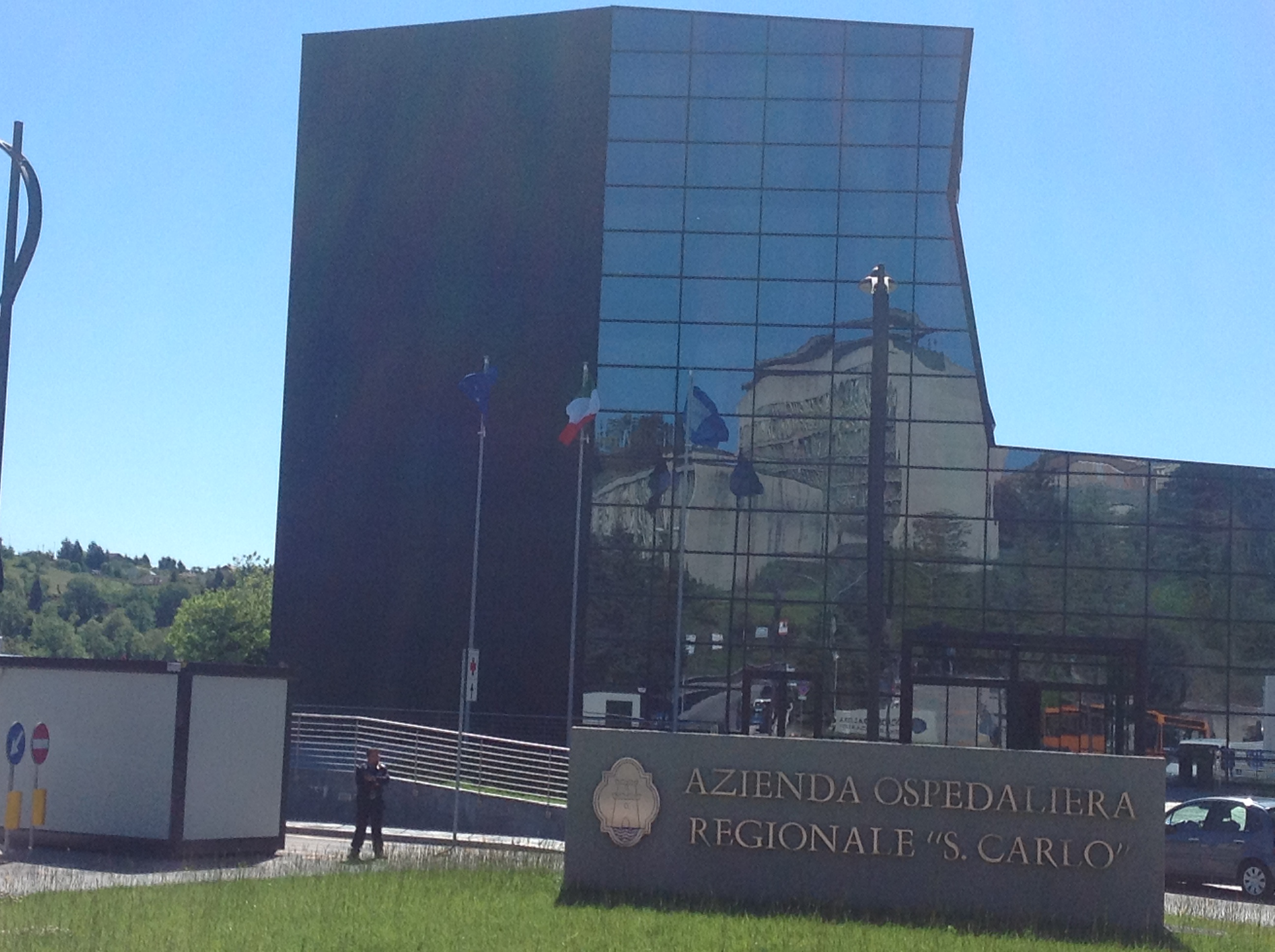 Palazzina Uffici San Carlo