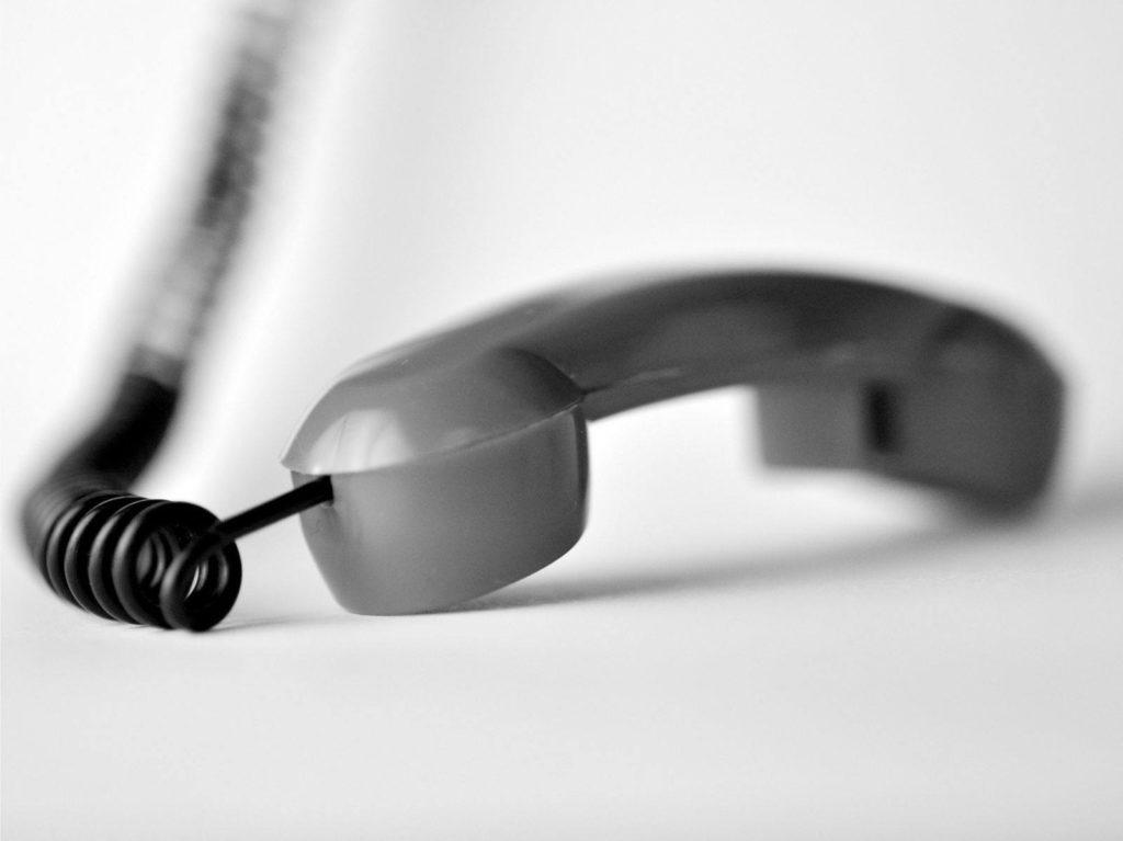 pescopagano, centralino telefonico,